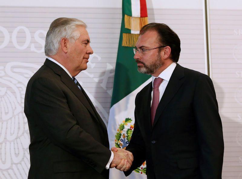Mexico bày tỏ quan ngại về các kế hoạch mới của Mỹ