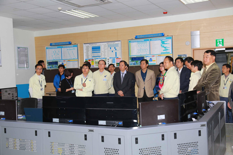 Sẵn sàng cấp điện ổn định, chất lượng cao cho Tổ hợp Samsung Việt Nam