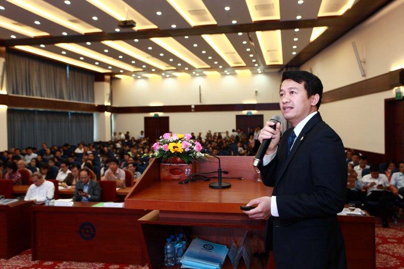 Bảo Việt chia sẻ kinh nghiệm về quan hệ nhà đầu tư và tổ chức Đại hội Đồng cổ đông theo chuẩn mực quốc tế
