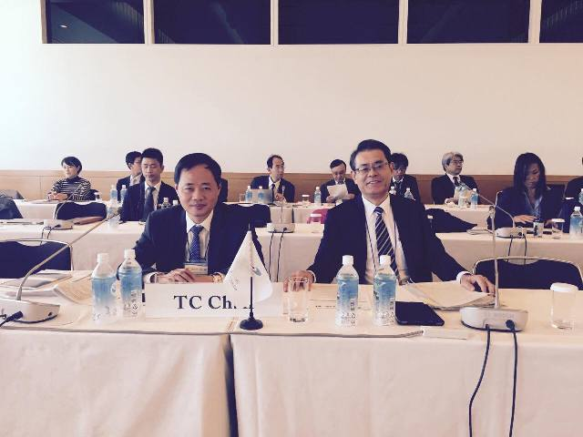 Việt Nam tham dự Khoá họp lần thứ 49 của Uỷ ban Bão quốc tế
