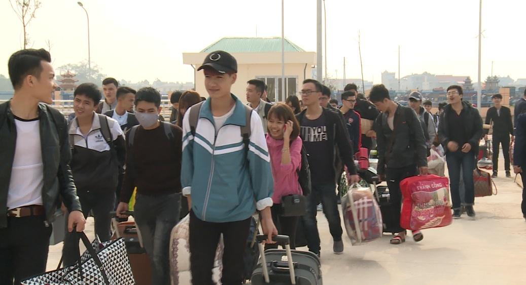 Gần 3.000 sinh viên Đại họcThủy lợi chuyển về cơ sở mới tại Khu Đại học Phố Hiến