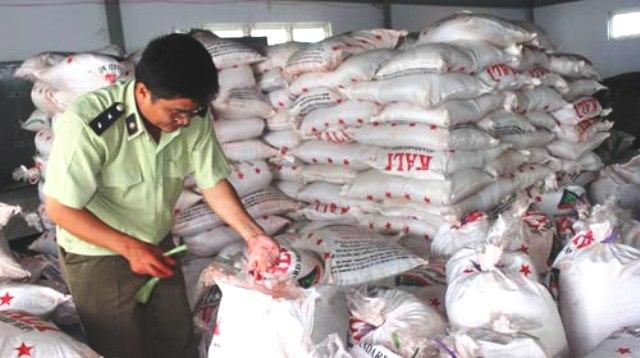 Tăng cường công tác thanh tra chất lượng vật tư ngành nông nghiệp