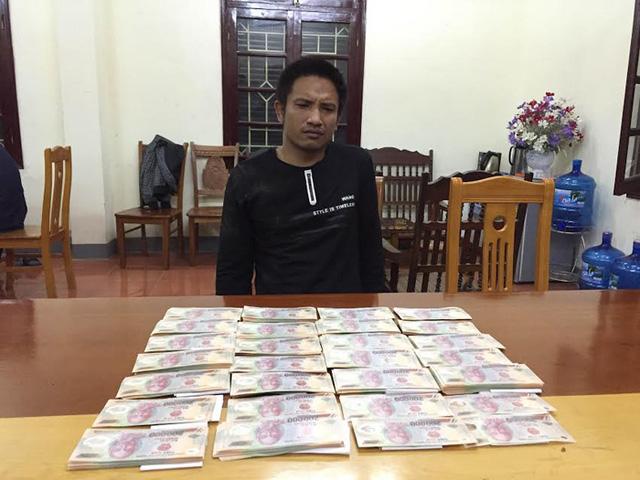 Lạng Sơn: Bắt giữ hơn 200 triệu đồng tiền giả trên đường vào nội địa tiêu thụ