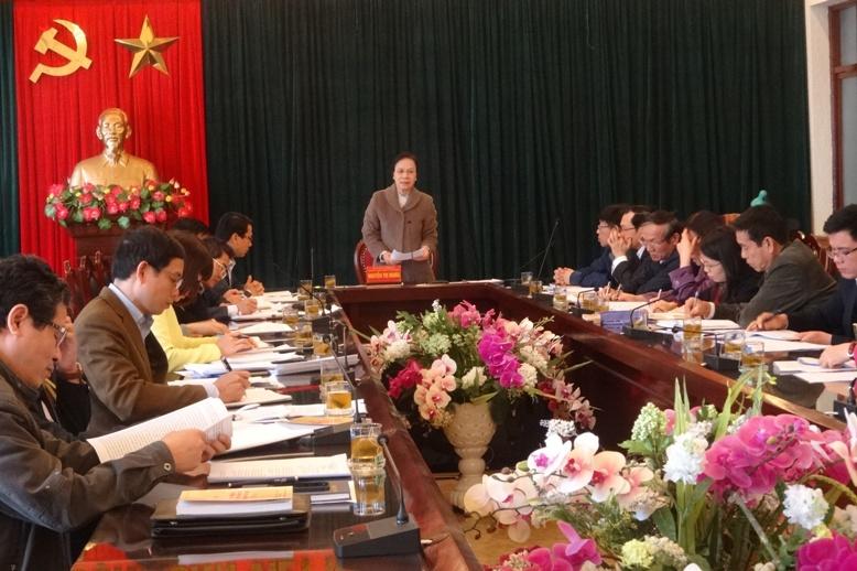Ban Chỉ đạo xây dựng giai cấp công nhân Hải Phòng triển khai nhiệm vụ năm 2017