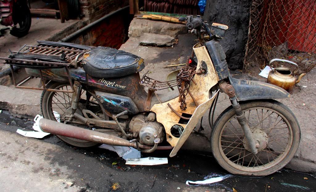 Tiêu hủy xe máy cũ nát, cần lộ trình hợp lý