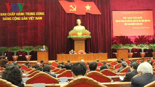 Tổng Bí thư Nguyễn Phú Trọng: Không liêm, không sạch thì không nói được người khác