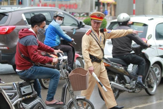 Quy định cụ thể việc xử lý kỷ luật với học sinh vi phạm an toàn giao thông