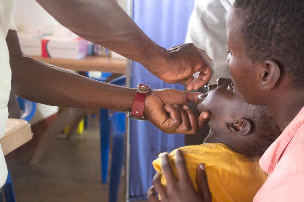 Liên hợp quốc phát động chiến dịch tiêm phòng bại liệt lớn chưa từng có ở châu Phi