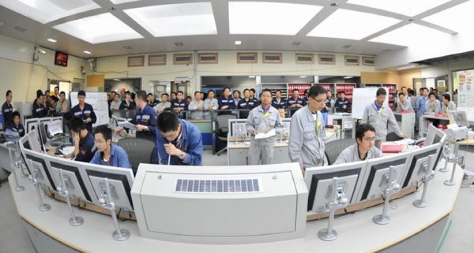 Trung Quốc thông qua kế hoạch tăng cường an toàn điện hạt nhân