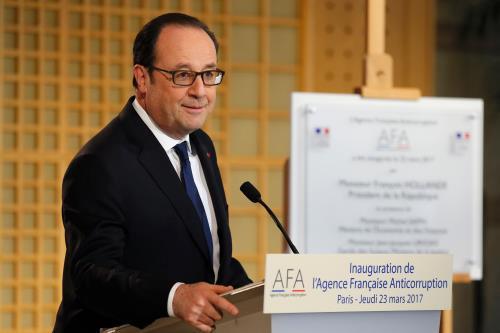 Pháp thành lập cơ quan chống tham nhũng mới