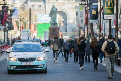 Bỉ: Điều tra bước đầu vụ người đàn ông lao xe vào đám đông