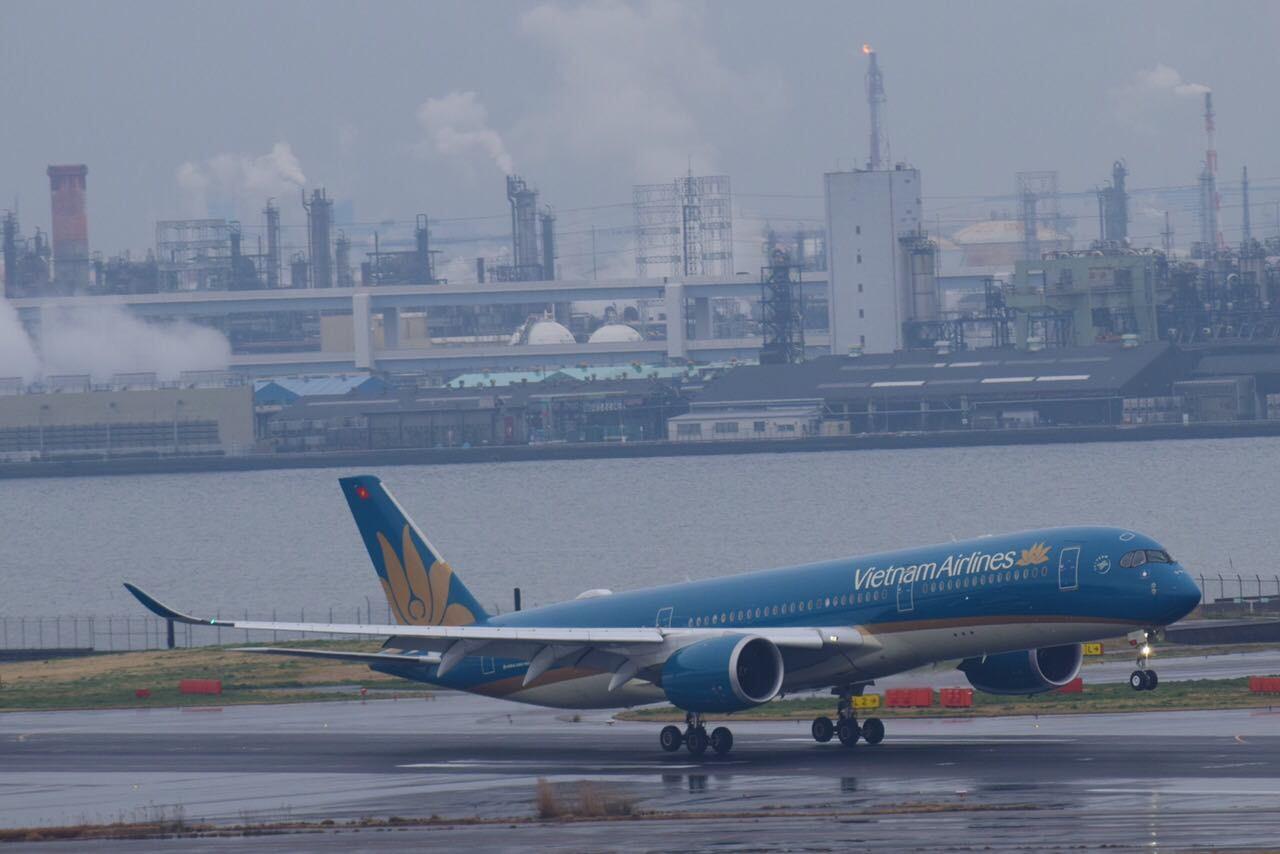 Vietnam Airlines đưa vào khai thác Airbus A350 trên đường bay Hà Nội - Haneda (Nhật Bản)