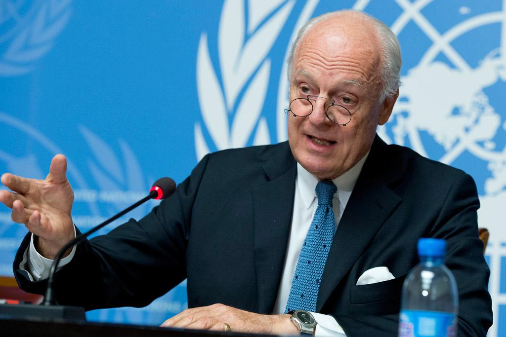 Liên hợp quốc bác bỏ thông tin thay thế Đặc phái viên Liên hợp quốc về Syria