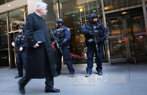 Mỹ: Thành phố New York tăng cường an ninh sau vụ khủng bố tại Anh