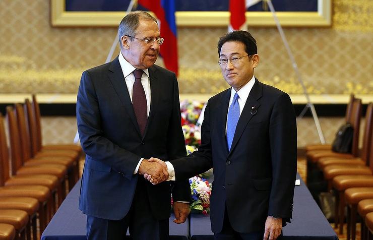 """Nga và Nhật Bản nối lại đối thoại an ninh theo cơ chế """"2+2"""""""