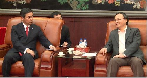 Tập đoàn Sumitomo tìm hiểu Đại dự án thành phố công nghiệp ở Hưng Yên