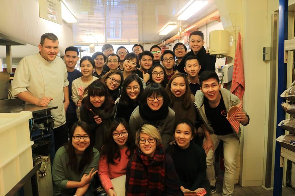 Nhiều hoạt động ý nghĩa của cộng đồng sinh viên Việt Nam tại Hà Lan
