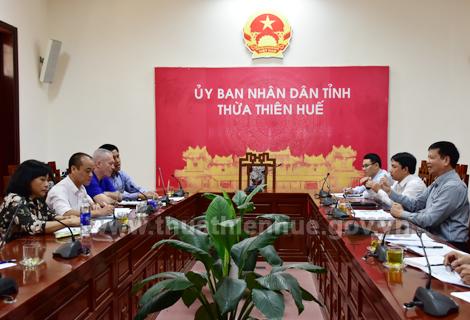 FIFA và UEFA tài trợ tài trợ phát triển bóng đá cộng đồng tại Thừa Thiên - Huế