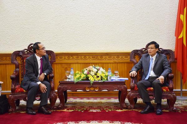 Tăng cường hợp tác pháp luật Việt Nam – Lào