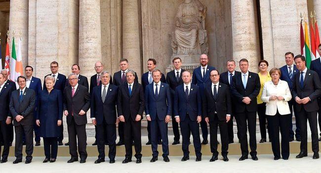 Chia tay Anh, Liên minh châu Âu tìm kiếm khởi đầu mới sau 60 năm lập khối