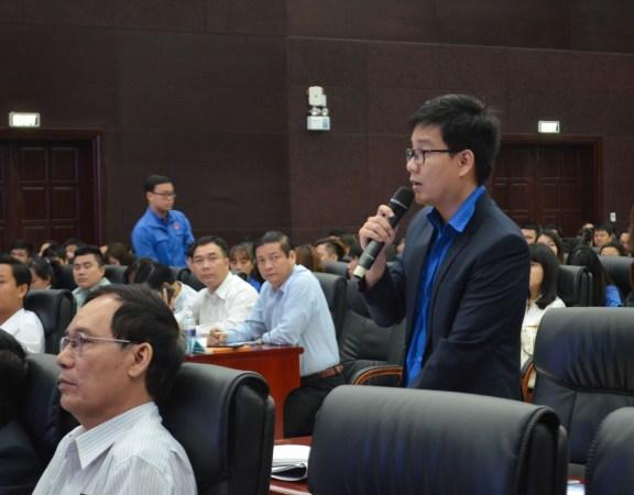 Lãnh đạo TP. Đà Nẵng đối thoại với thanh niên về chủ đề khởi nghiệp