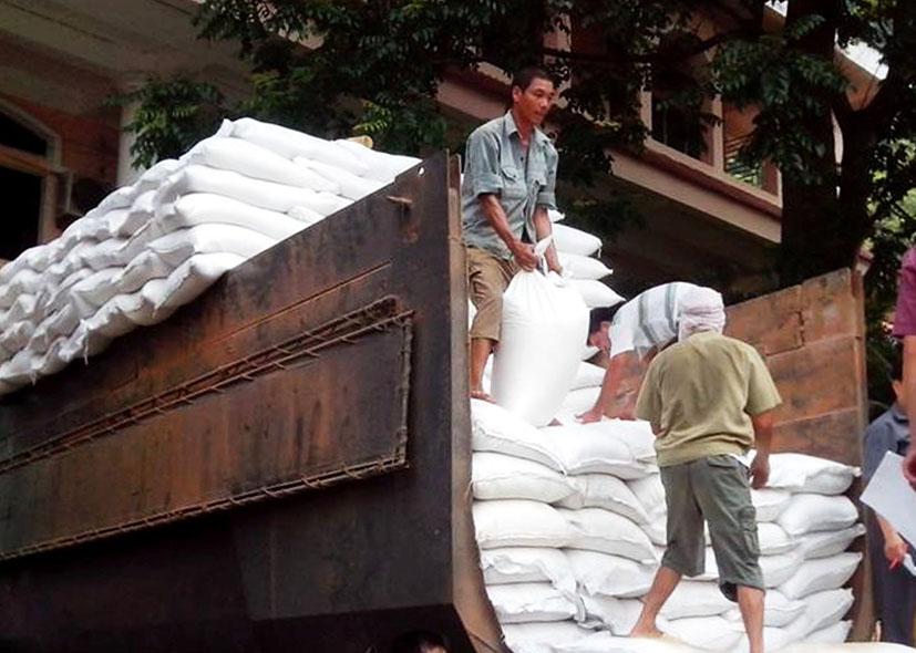 Hỗ trợ tỉnh Bình Định hơn 750 tấn gạo