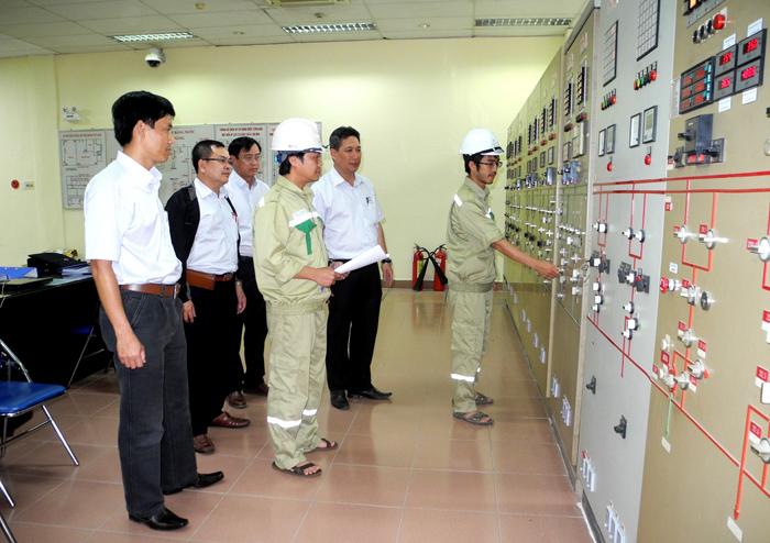 Đóng điện giai đoạn 2 dự án thay máy biến áp tại Trạm biến áp 500kV Đà Nẵng
