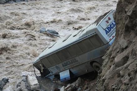 Peru: số người thiệt mạng do mưa lũ không ngừng tăng cao