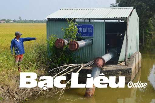 Trạm bơm nước: Có cũng như không!