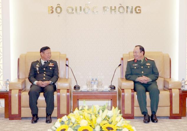 Quân đội Việt Nam và Thái Lan tăng cường hợp tác nghiên cứu chiến lược