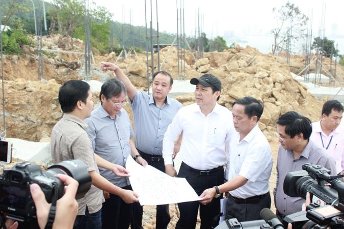 Đà Nẵng: Giám sát chặt công trình xây dựng trái phép tại bán đảo Sơn Trà