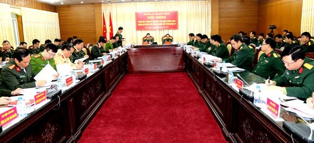 Bộ Công an và Bộ Quốc phòng tham gia ý kiến sửa đổi Nghị định 77 của Chính phủ