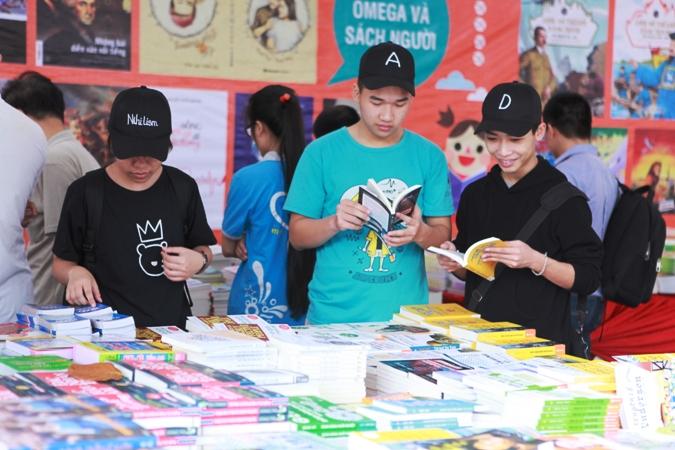 Tổ chức Ngày Sách Việt Nam lần thứ 4 trên toàn quốc