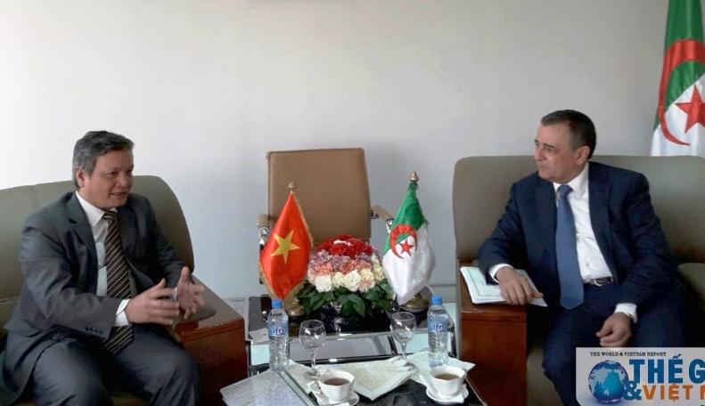 Tích cực chuẩn bị cho kỳ họp lần thứ 11 Ủy ban hỗn hợp hợp tác Algeria - Việt Nam