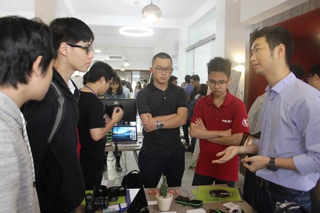 """500 """"Sinh viên 5 tốt"""" tham gia Ngày hội sinh viên sáng tạo khởi nghiệp 2017"""