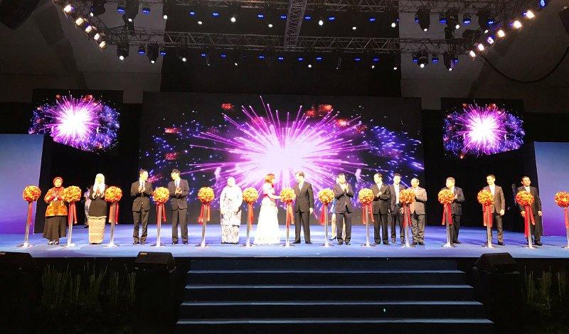 Việt Nam tham dự Năm Hợp tác du lịch ASEAN - Trung Quốc 2017