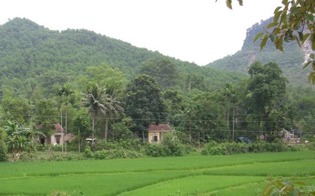 Ảnh hưởng của đô thị hóa đối với tiến trình phát triển nông thôn