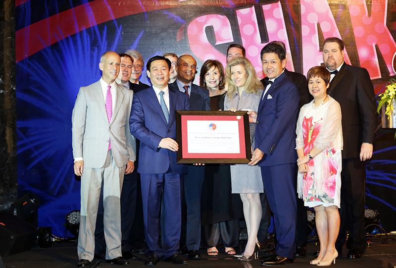 Phó Thủ tướng Vương Đình Huệ: Việt Nam - Hoa Kỳ cần sáng tạo để đẩy nhanh sự phát triển