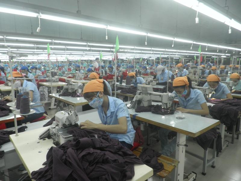 Thừa Thiên Huế: Chỉ số sản xuất công nghiệp quý I/2017 tăng mạnh