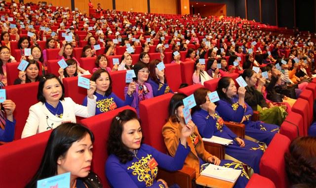 Thảo luận sôi nổi các giải pháp phát huy vai trò của tổ chức Hội và phụ nữ