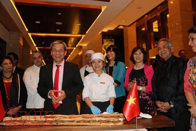 Mang tinh hoa văn hóa ẩm thực Việt Nam tới bạn bè quốc tế ở Ấn Độ