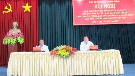 Tập trung phát hiện những cách làm sáng tạo trong làm theo tư tưởng, đạo đức, phong cách Hồ Chí Minh
