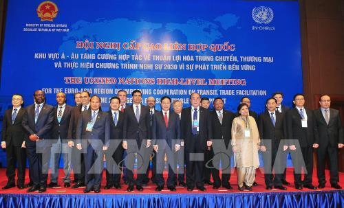 Việt Nam tham gia tích cực các cơ chế hợp tác đa phương và khu vực