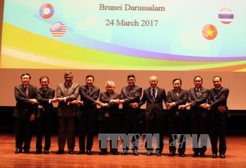 Hội nghị lần thứ 5 Hội đồng Chánh án các nước ASEAN