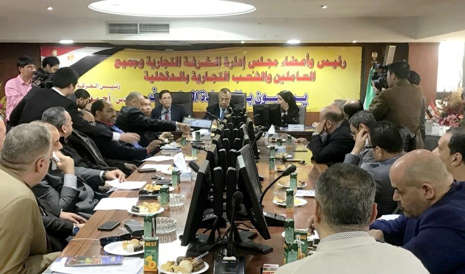 Thúc đẩy quan hệ kinh tế thương mại giữa Việt Nam và Ai Cập