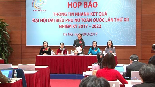 Phụ nữ vừa là đối tượng chăm lo của tổ chức Hội, vừa là chủ thể thực hiện thành công phong trào thi đua