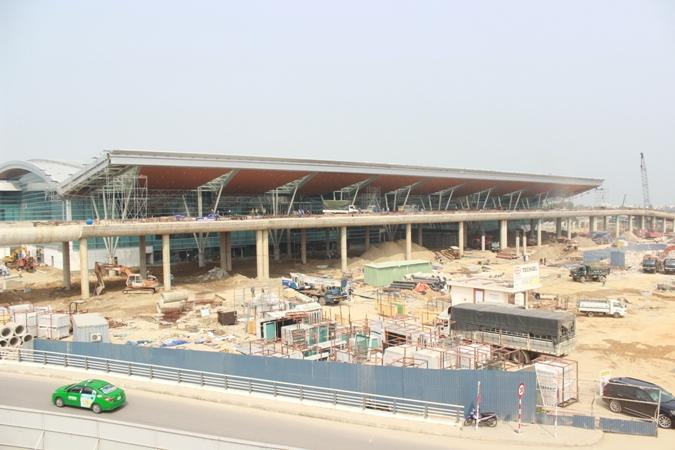 Nhà ga hành khách quốc tế Đà Nẵng bảo đảm tiến độ phục vụ APEC 2017