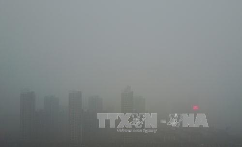 Trung Quốc xác định 2 thành phố gây ra tình trạng ô nhiễm khói bụi nghiêm trọng