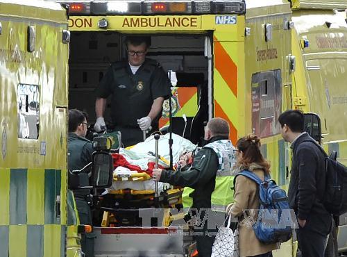 Vụ nổ súng bên ngoài tòa nhà Quốc hội Anh: Đã có 2 người thiệt mạng