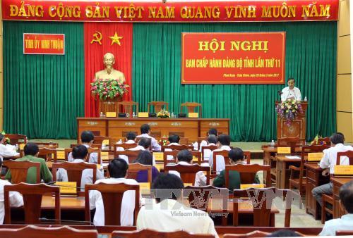Đổi thay sau 25 năm tái lập tỉnh Ninh Thuận